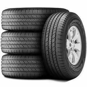 4 New Hankook Dynapro Ht 225 65r17 102h oe A s All Season Tires