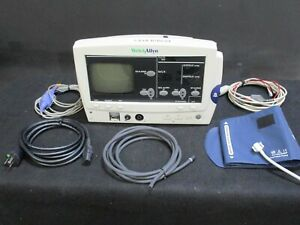Welch Allyn Monitor Medical Patient Monitor For Vital Signs Monitoring