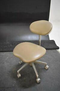 Used Adec Dental Furniture Stool For Dentistry Operatory Seating 70593