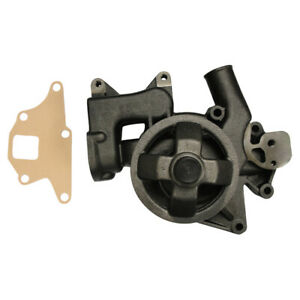87800714 Ford Tractor Water Pump W pulley 5640 6640 Ts90