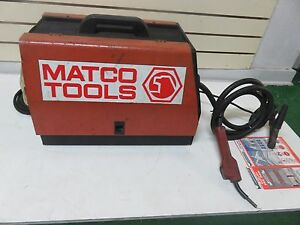 Matco Tools Gas Wire Welder Wfw12179 Lost Some Parts