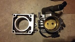 1986 1993 Ford Mustang 5 0l Accufab 70mm Throttle Body Egr 302 Gt40 Cobra