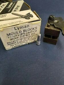Lyman Bullet Mold (Mould) Single Cavity 31141