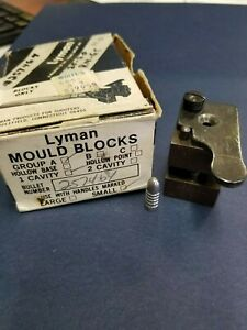 Lyman Bullet Mold (Mould) Single Cavity 257464