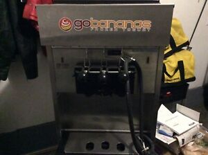 Electro Freeze Soft Serve Ice Cream Machine