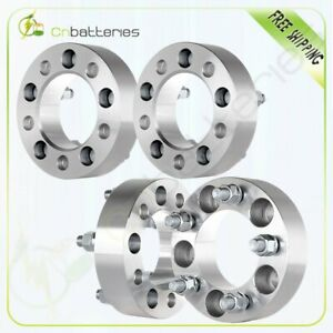 4pcs 1 5 5x4 5 1 2 Wheel Spacers For 1964 2014 Ford Mustang 2013 2012 1965