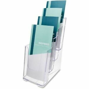 Deflect o Leaflet Size Literature Holder 77701