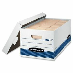 Bankers Box Stor file Letter Lift off Lid 00701