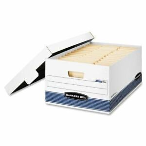 Bankers Box Stor file Legal Lift off Lid 00702