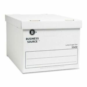 Business Source Storage Box 32450