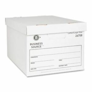Business Source File Storage Box 26758