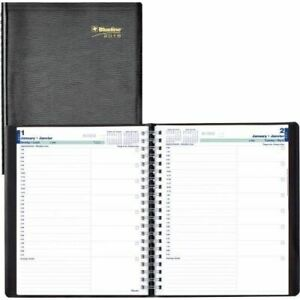 Blueline Daily Appointment Planner C96581bt