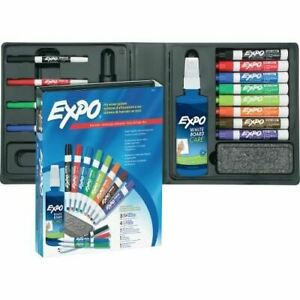Expo Low odor Dry erase Marker Kit 80054