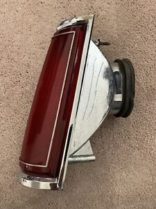 Lincoln Town Car Passenger Tail Light