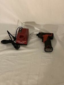 Snap On Cts661 Cordless Drill With Battery Charger
