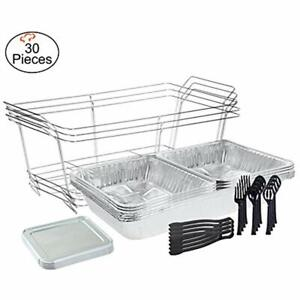 30 piece Food Service Equipment Supplies Catering Set Serving Dishes For Pans