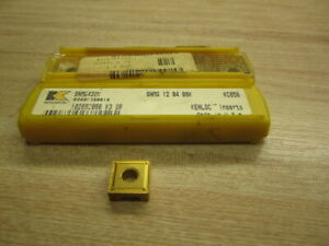 Kennametal Snmg432k Square Carbide Insert Tool pack Of 30