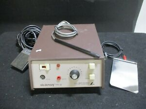 Coles Tr r Dental Electro Surgical Electrosurge For Oral Electrosurgery