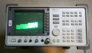 Hp Agilent 8563a Spectrum Analyzer 9 Khz To 22 26 5ghz