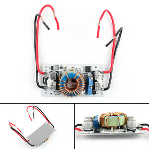 5pcs 250w Adjustable Dc Step Up Boost Converter Power Supply Led Driver 10a Ue