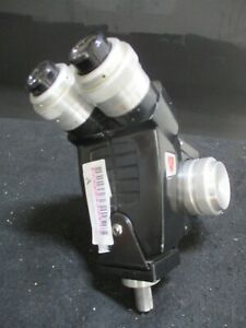 American Optical View Lens For Dental Microscope Inspection Under Magnification