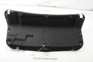 2011 11 Chevy Cruze Trunk Cover Interior X10982