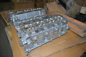 Ford Mustang 2011 14 Coyote Boss Heads 5 0 No Valves No Spring Right