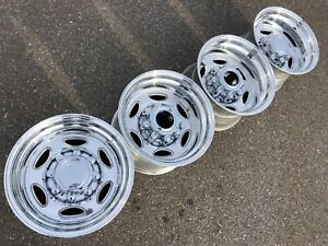 16 5 Weld Outback Vintage Sahara Forged Wheels Rims 8x170 F250 F350 Fuel Ford