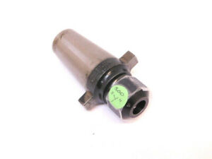 Used Universal Kwik Switch 300 Series y Double Taper Collet Chuck 80319