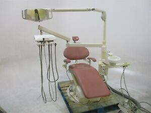 Dentalez Del 002 115 Dental Exam Chair W Operatory Delivery System