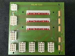 Polar Cutter Card Printed Circuit Board