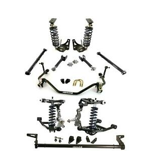 Ridetech 68 72 Chevelle A Body Coil Over Suspension Kit Control Arms 11240201