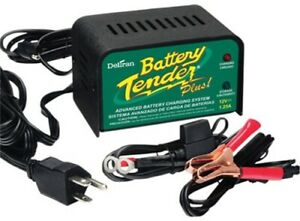 Battery Tender 021 0128 Battery Tender Plus Advanced Battery Charging System 12v