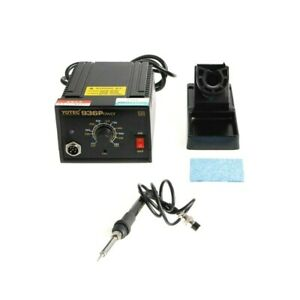110v 220v 936 Power Electric Soldering Station Smd Rework Welding Iron Stand