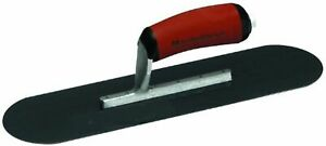 Marshalltown Sp205bd 20 x5 Blue Steel Pool Trowel W durasoft Handle