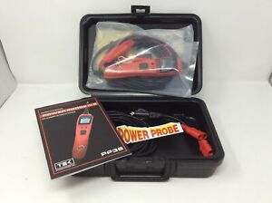 closeout Power Probe Pp3s01as Red 3s Probe With Case And Accessories