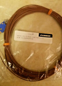 Omega Engineering Hermetically Sealed Thermocouple Hstc tt t 24s 432 spmw cc