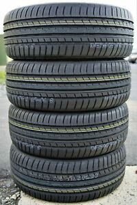 4 New Cosmo Mm 225 50zr17 225 50r17 98w A s Performance Tires