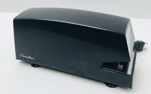 Swingline Model 67 Commercial Automatic Electric Stapler Black 20 Sheet