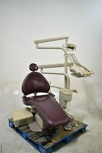 Adec 1040 Dental Exam Patient Chair W Operatory Delivery System