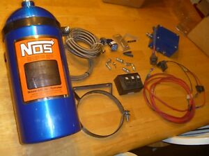 Nos Nitrous Oxide Injection System Kit Bottle Boost Controller Diesel