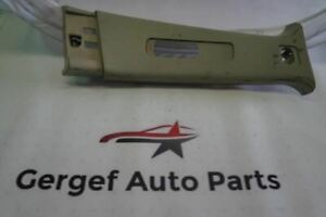 2007 2010 Nissan Altima Oem Right Side Interior Pillar B Upper Trim Tan X12438