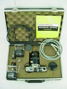 Olympus Sm efr Om adapter For Rigid Endoscopes Complete Medical Kit Rare