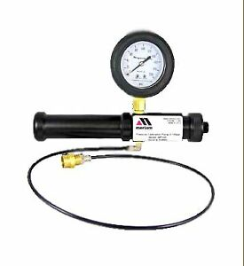 Meriam Mp 100kt 100 Psig Calibration Pump Kit