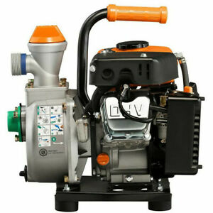 Generac 6821 79cc Gas 1 1 2 In Easy prime Cw15k Ohv Clean Water Pump New