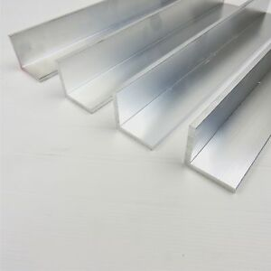 125 Thick Aluminum 2 X 2 Angle 41 Long Qty 4 Sku 137749