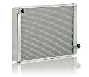 Be Cool Qualifier Series Circle Track Hard Core Racing Radiator 35015