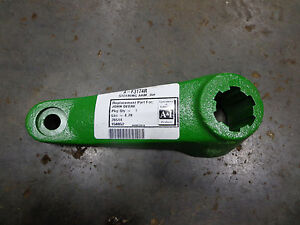 John Deere 70 520 530 620 630 730 720 Square Tube Wide Front End Rh Steering Arm