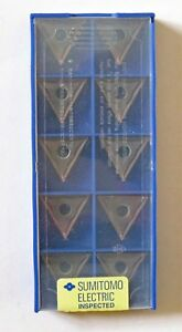 Sumitomo Tnmg431esu Ten Pack Ceramic Inserts new See Details offers Considered