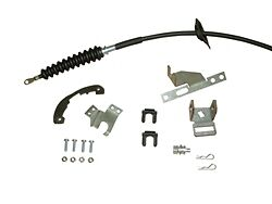 64 67 Chevelle Or El Camino Shifter Conversion To Turbo 350 With Cable